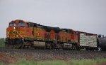 BNSF 5458 East