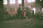 THE YOUNGEST SISTER - CP 4-4-0 29 AT THE BACKSHOP