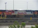 BNSF SD75M 8241