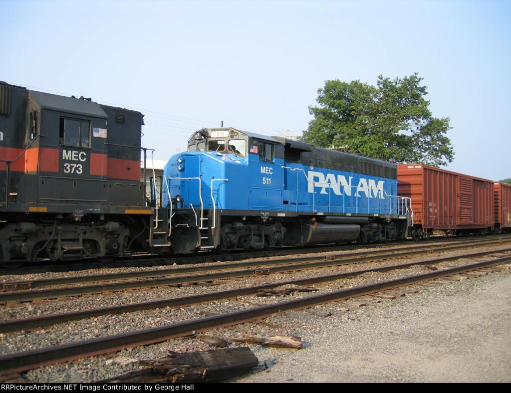 Pan Am 511