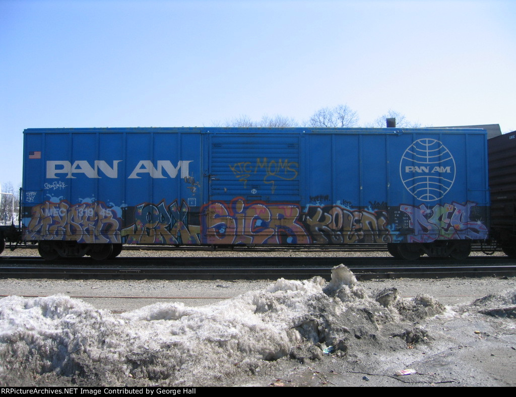 Pan Am Box Car 31945