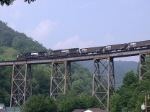 WB coal train with 192 empties