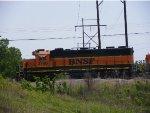 BNSF GP39-2 2799