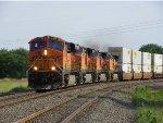 BNSF ES44DC 7238