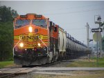BNSF C44-9W 4509