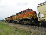 BNSF C44-9W 4830