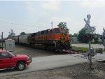 BNSF C44-9W 1067