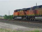 BNSF ES44DC 7645 & BNSF C44-9W 4471