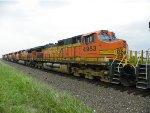 BNSF C44-9W 4953