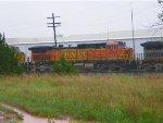 BNSF C44-9W 5040
