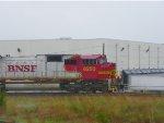 BNSF SD75I 8293