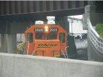BNSF GP38-2 2026