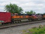 BNSF C44-9W 1045