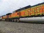 BNSF C44-9W 4554