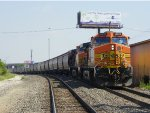 BNSF C44-9W 4462