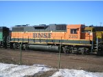 BNSF GP38-2 2310