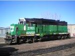 BNSF GP39E 2761