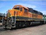 BNSF GP38-2 2270