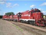 The Ellis & Eastern Railroad Locomotive Fleet