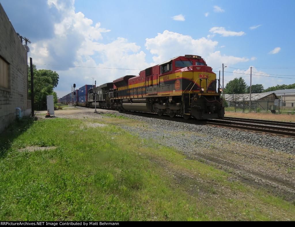 KCS 4034