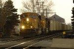 BNSF 9928 east on the csx main