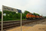 Eastbound BNSF Intermodal Train