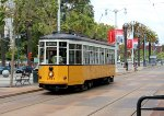 MUNI #1811 car from Milan, Italy