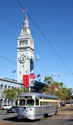 #1060 passing the ferry building