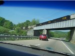CSX Bridge over I-64