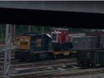 CSX 6249 and LTEX 110