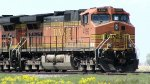 BNSF 4192 in Lashup