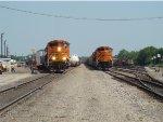 BNSF 9237 & BNSF 9186