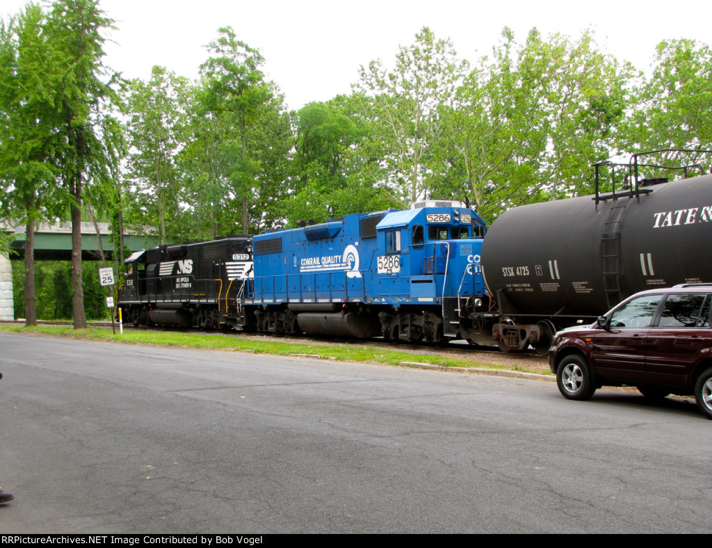NS 5286 and 5312