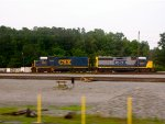 CSX 2371 and 6971