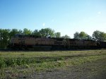 UP 6866 eastbound UP loaded coal train