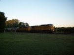 UP 9366 westbound UP manifest train
