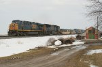 Power for WB intermodal