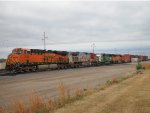 BNSF 7351 SOUTH