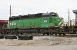 NREX 8092 on CSX SB freight