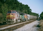 Weathered Warbonnet Leads K929