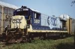 CSXT 5557