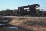 NS 1589 / N&W 9905