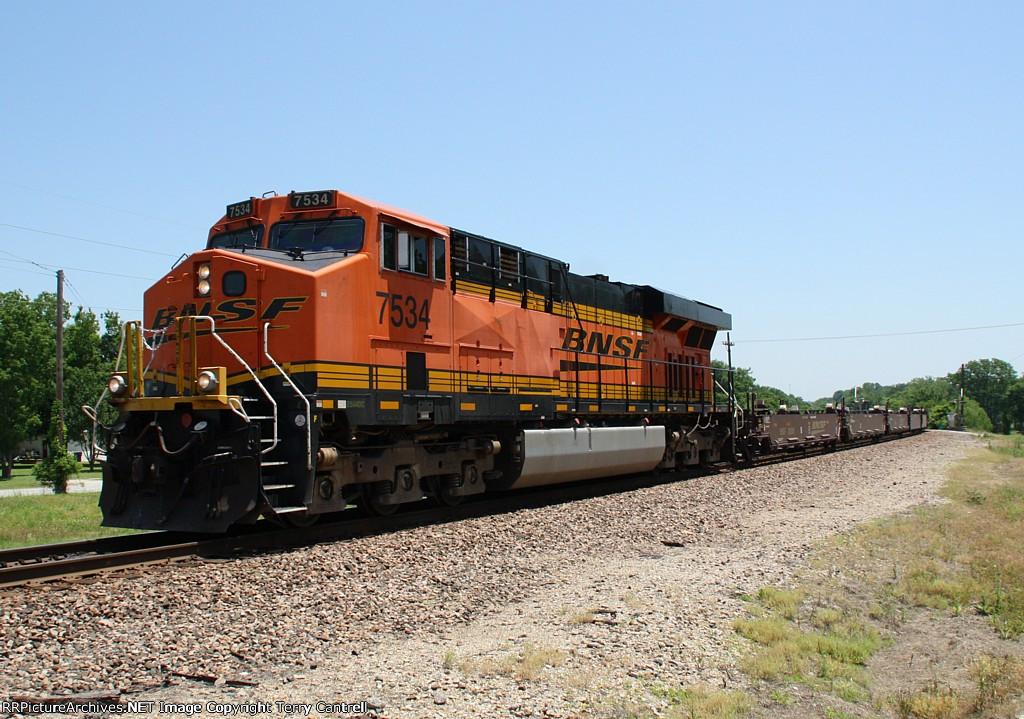 BNSF 7534