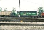 BNSF 7812