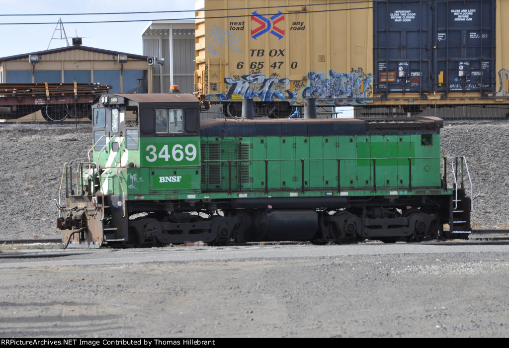 BNSF 3469