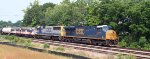 CSX Q439 with New Haven F units