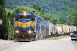 Northbound ICE Freight