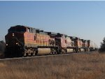 BNSF 4967 WEST