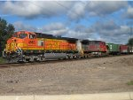 BNSF 4963 EAST