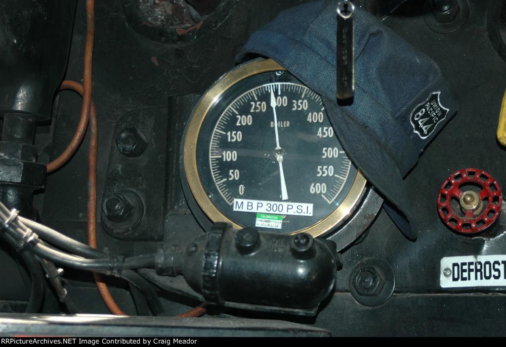 Boiler gage